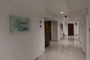 MEDICAL SUITES - GRAND CARE